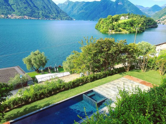 luxury villa rental, Italy, LACCOM 3056