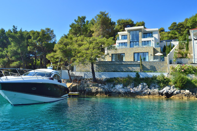 location villa luxe, Croatie, CROBRA 341