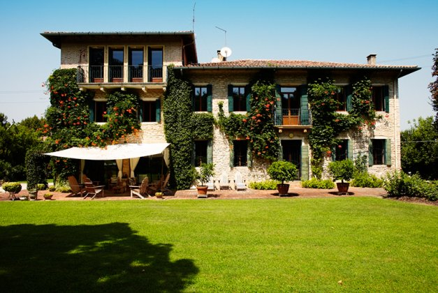 luxury villa rental, Italy, VENPAD 1820