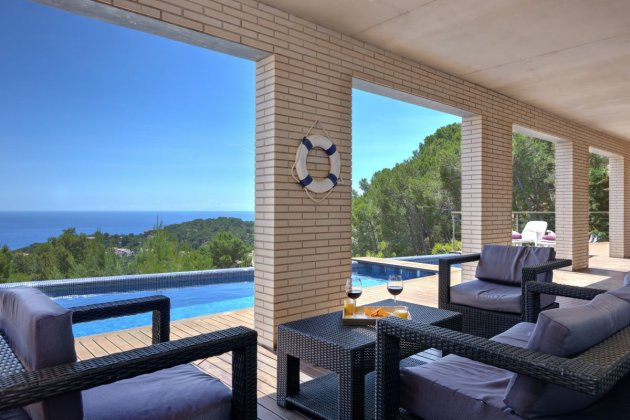 luxury villa rental, Spain, ESPCAT 1668