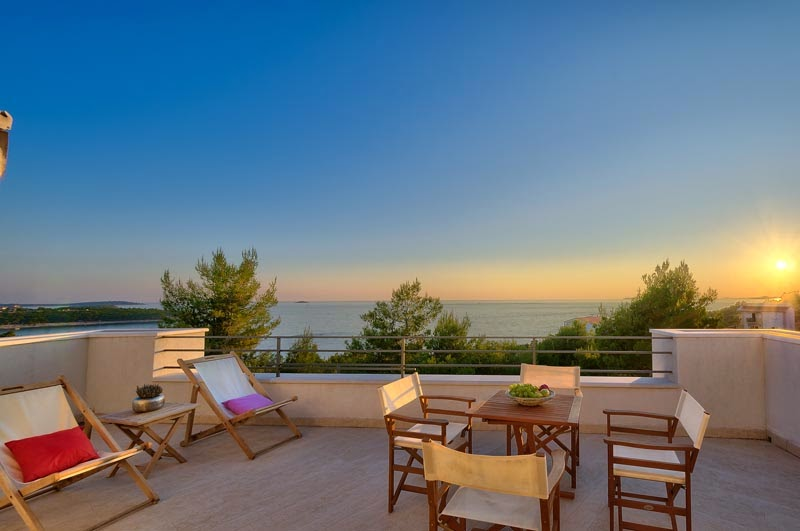 location villa luxe, Croatie, CROSIB 333