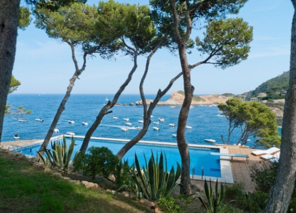 luxury villa rental, Spain, ESPCAT 3322