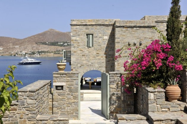 luxury villa rental, Greece, CYCPAR 9901