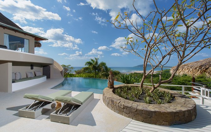 luxury villa rental, Caraibean and Americas, COSTAR 301