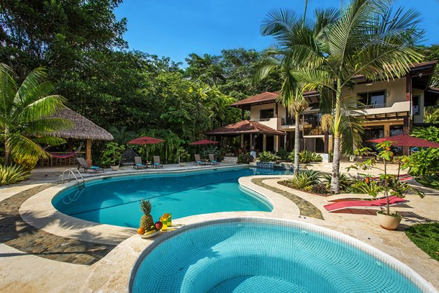 luxury villa rental, Caraibean and Americas, COSTAR 001