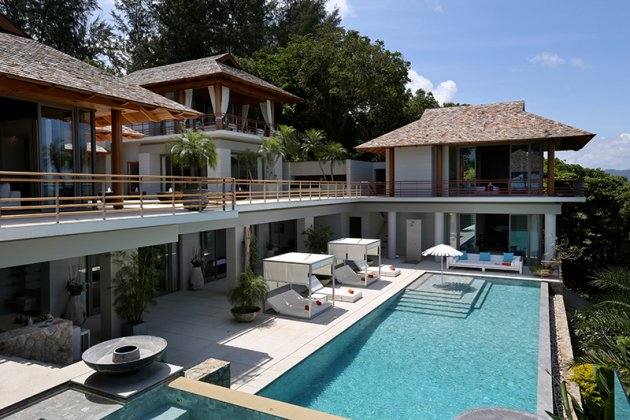 luxury villa rental, Asia and Indian Ocean, THAPHU 1185