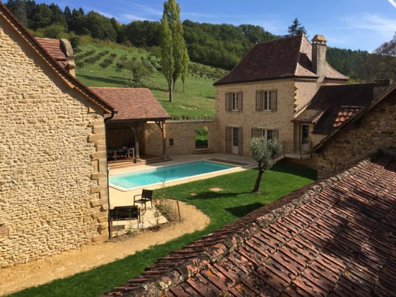 luxury villa rental, France, DORPER 039