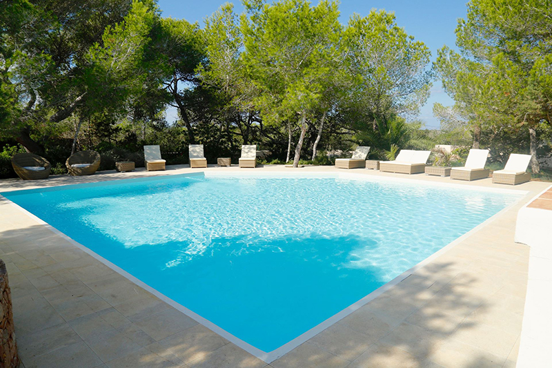 luxury villa rental, Spain, ESPFOR 1495