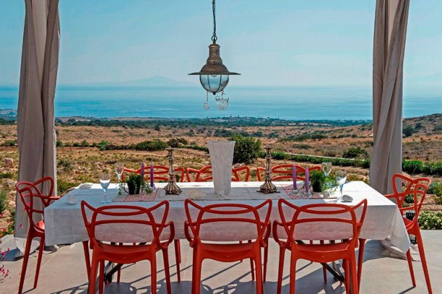 Photo n°122432 : luxury villa rental, Greece, CYCPAR 10012