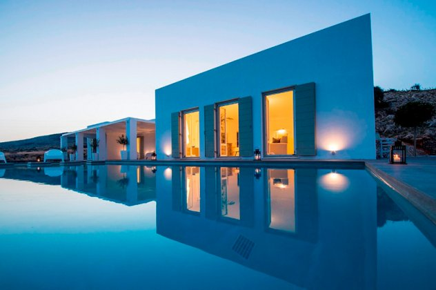 luxury villa rental, Greece, CYCPAR 10012