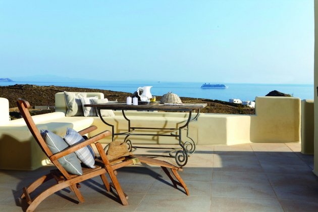 luxury villa rental, Greece, CYCTIN 8009A