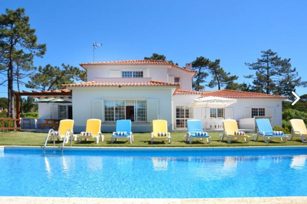 luxury villa rental, Portugal, PORLIS 487