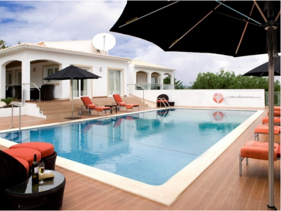 luxury villa rental, Portugal, PORALG 938