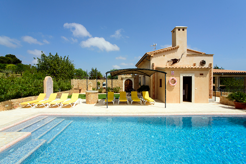 luxury villa rental, Spain, ESPMAJ 1289