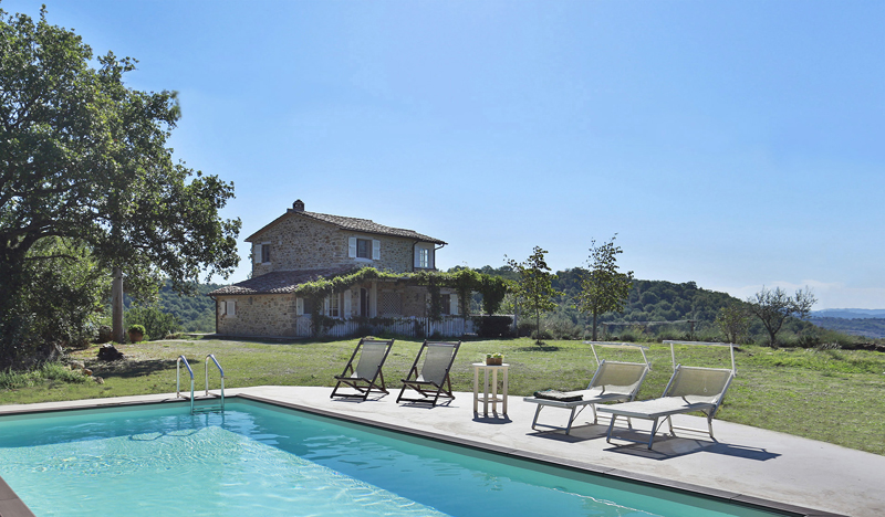 luxury villa rental, Italy, TOSMAR 10106