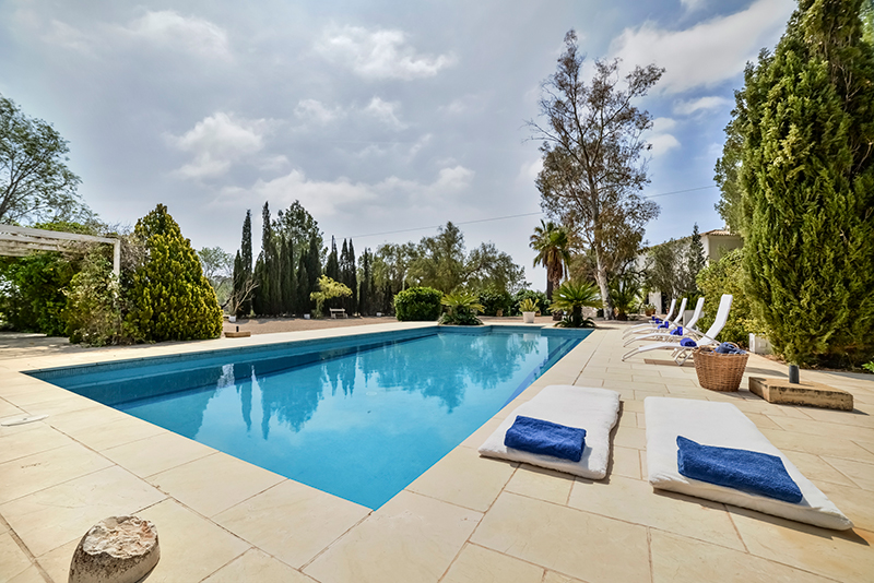luxury villa rental, Spain, ESPALT 3220