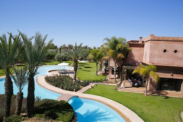 luxury villa rental, Morocco, MARMAR 704