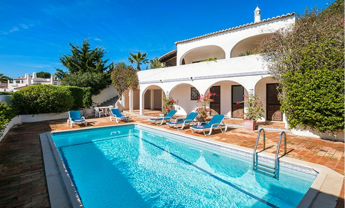 luxury villa rental, Portugal, PORALG 500