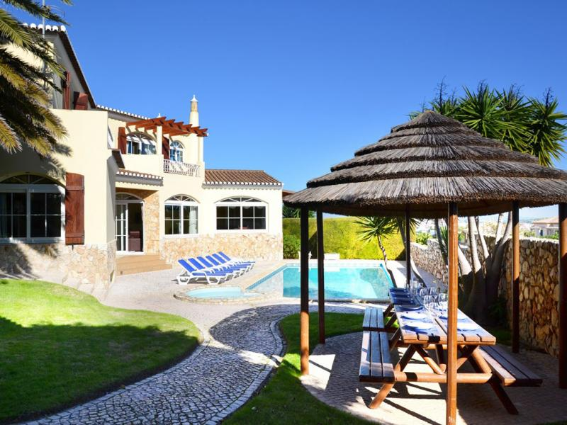 luxury villa rental, Portugal, PORALG 446