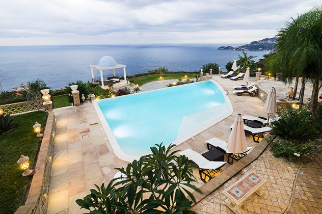 luxury villa rental, Italy, SICTAO 26109