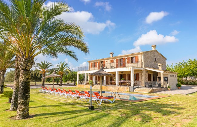 luxury villa rental, Spain, ESPMAJ 8143