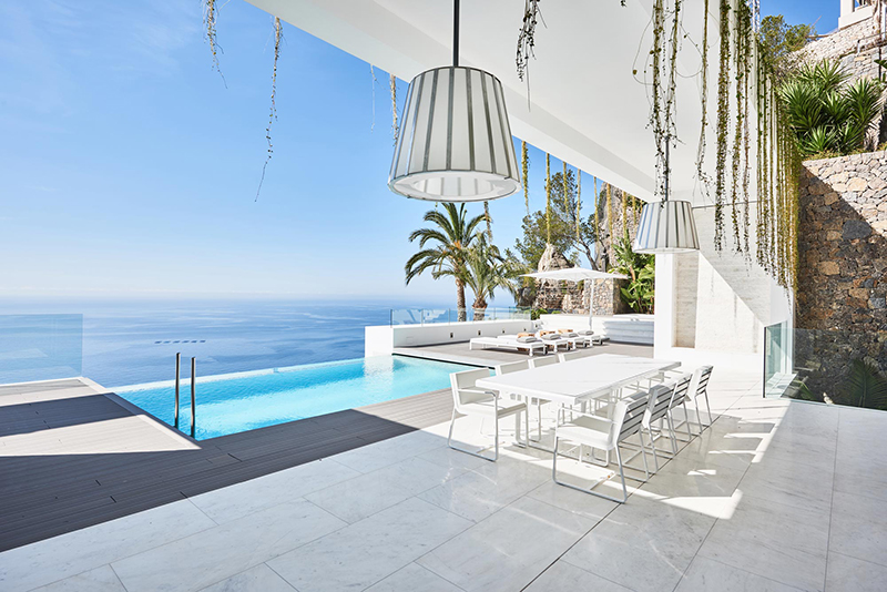 luxury villa rental, Spain, ESPALT 3223