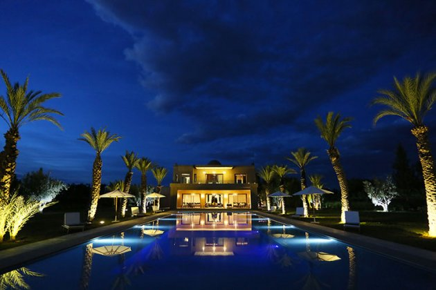 luxury villa rental, Morocco, MARMAR 709