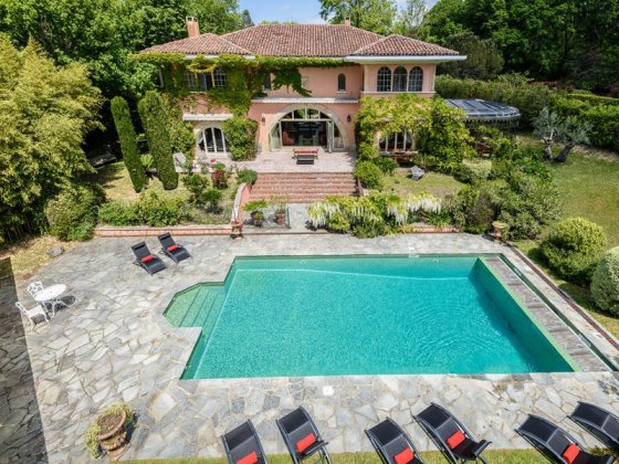 luxury villa rental, France, PYRBIA 052