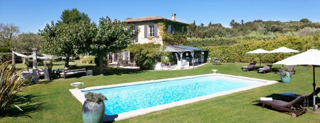 luxury villa rental, France, VARTRO 1949
