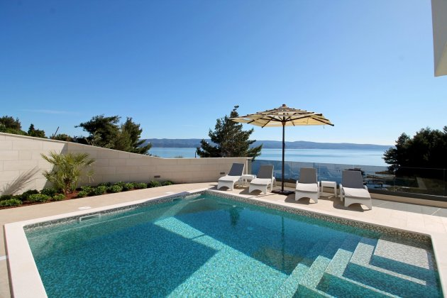 luxury villa rental, Croatia, CROSPL 306