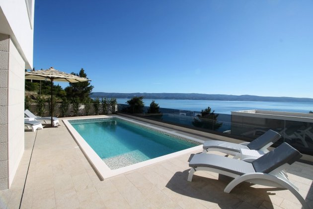 luxury villa rental, Croatia, CROSPL 315