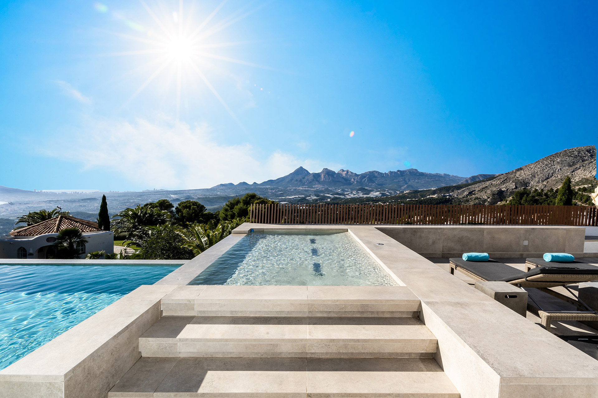 luxury villa rental, Spain, ESPALT 3228