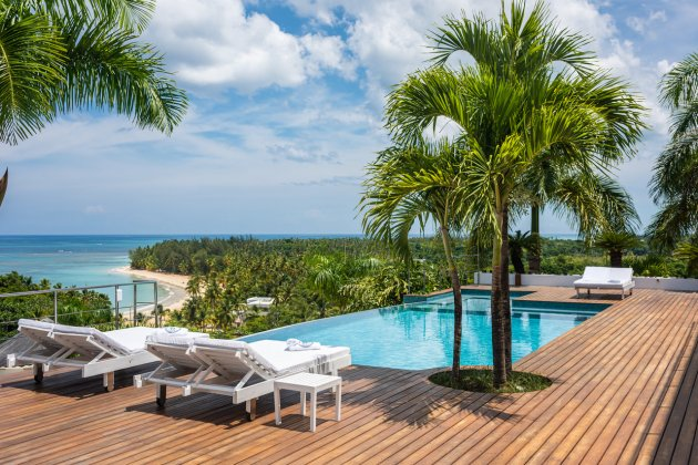 luxury villa rental, Caraibean and Americas, REPDOM 401