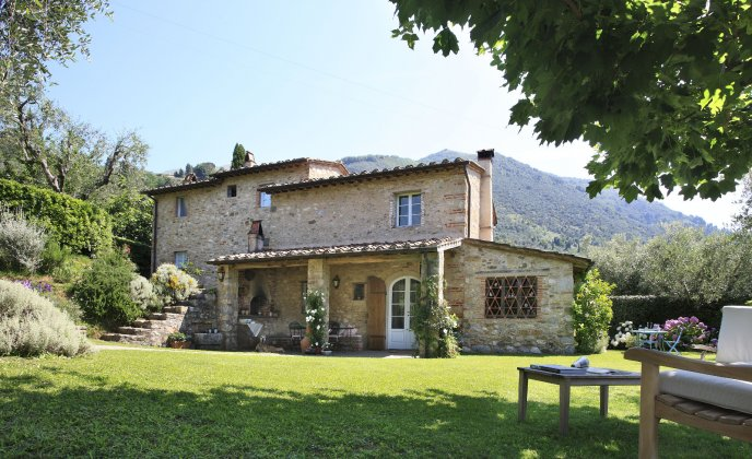 luxury villa rental, Italy, TOSLUC 3313