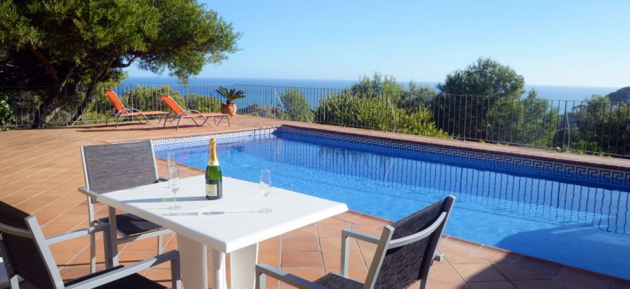 luxury villa rental, Spain, ESPCAT 1624
