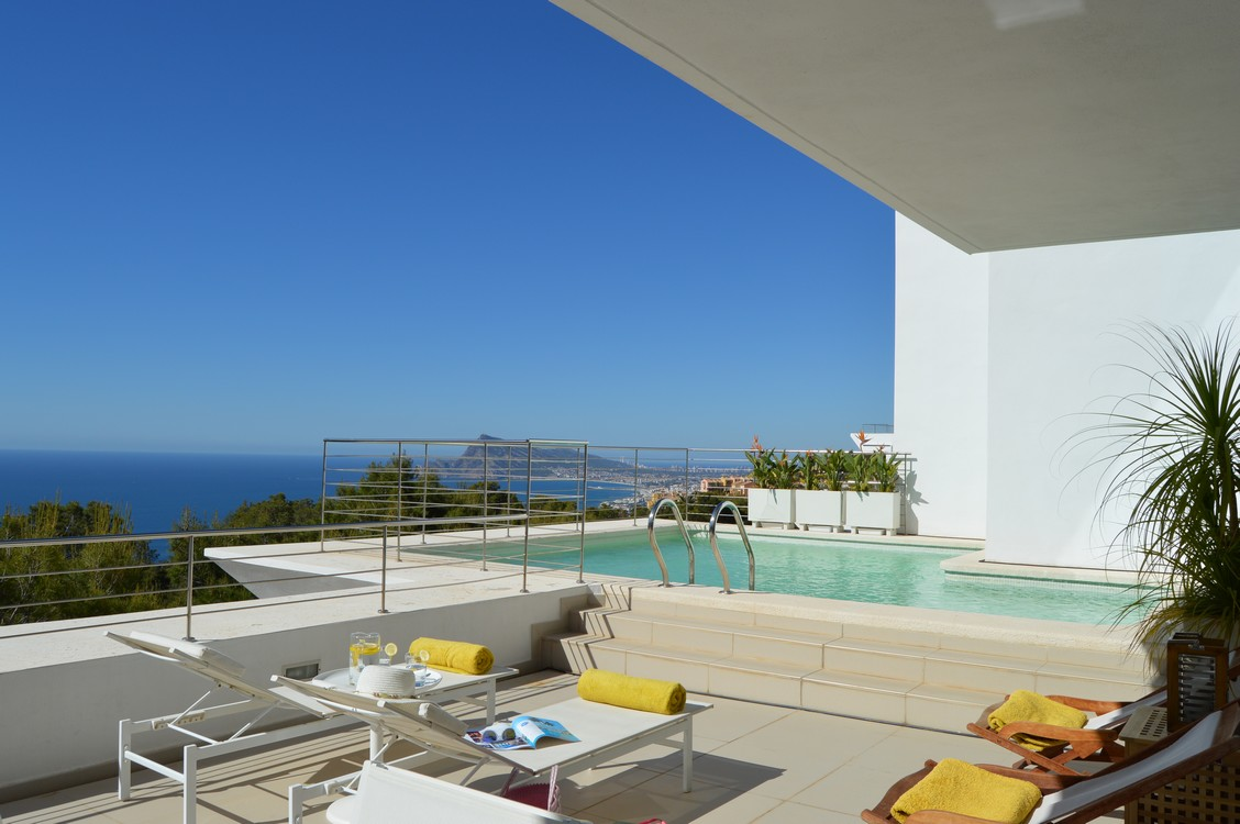 luxury villa rental, Spain, ESPALT 3231