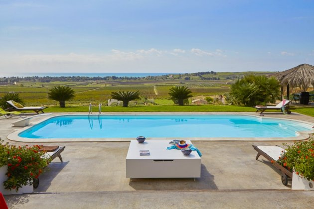luxury villa rental, Italy, SICAGR 1314