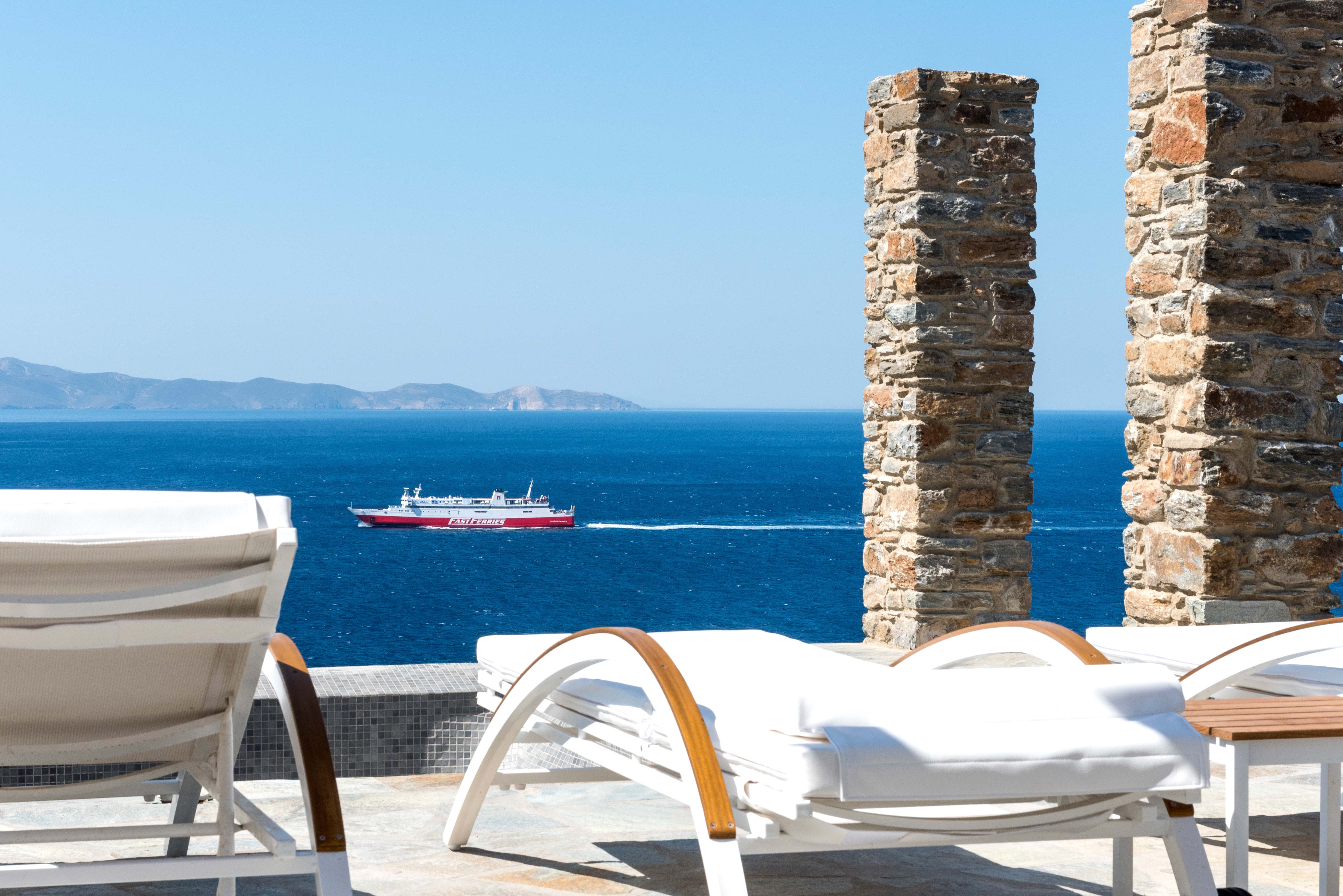 luxury villa rental, Greece, CYCTIN 10029A