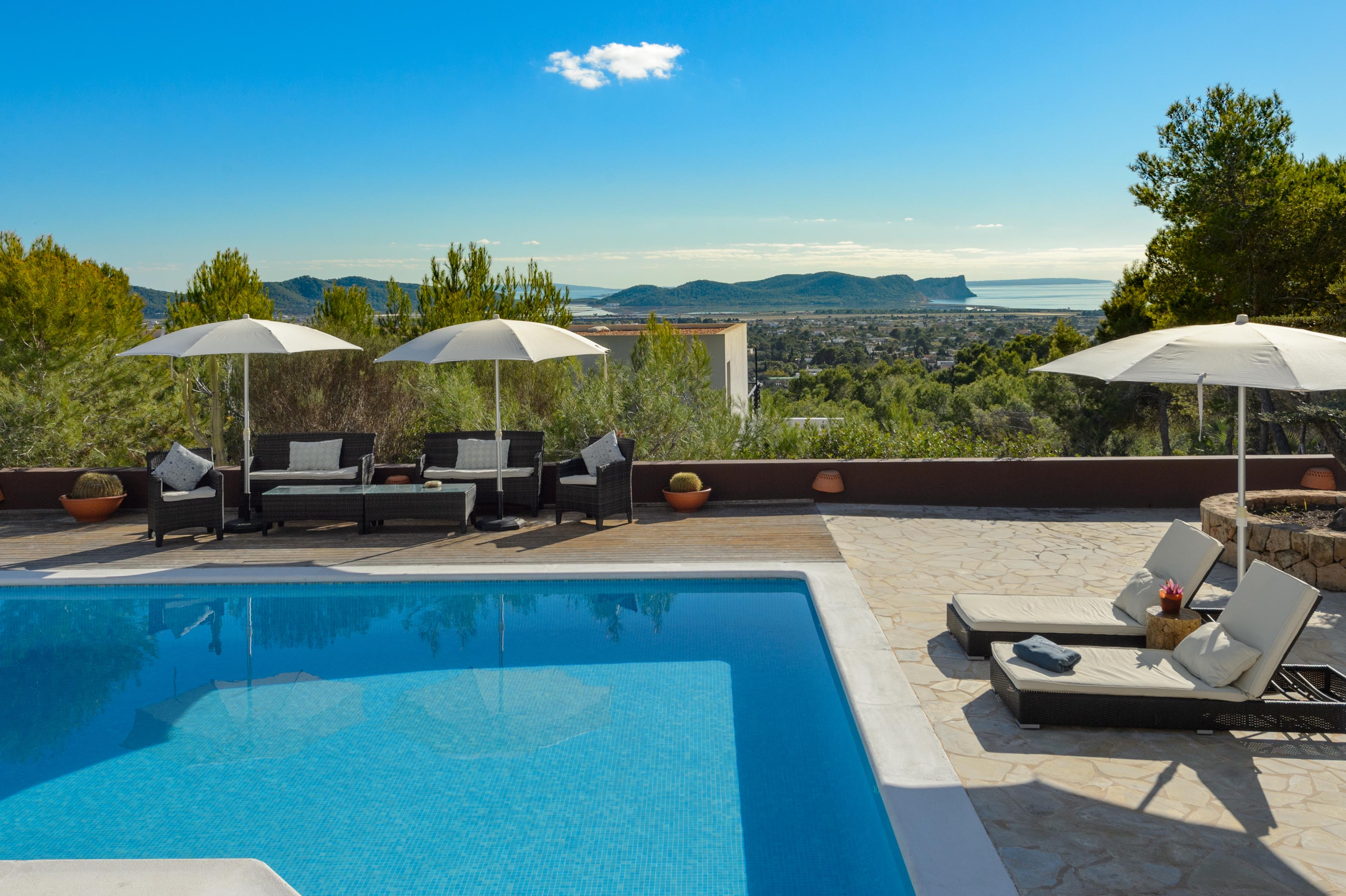 luxury villa rental, Spain, ESPIBI 1801