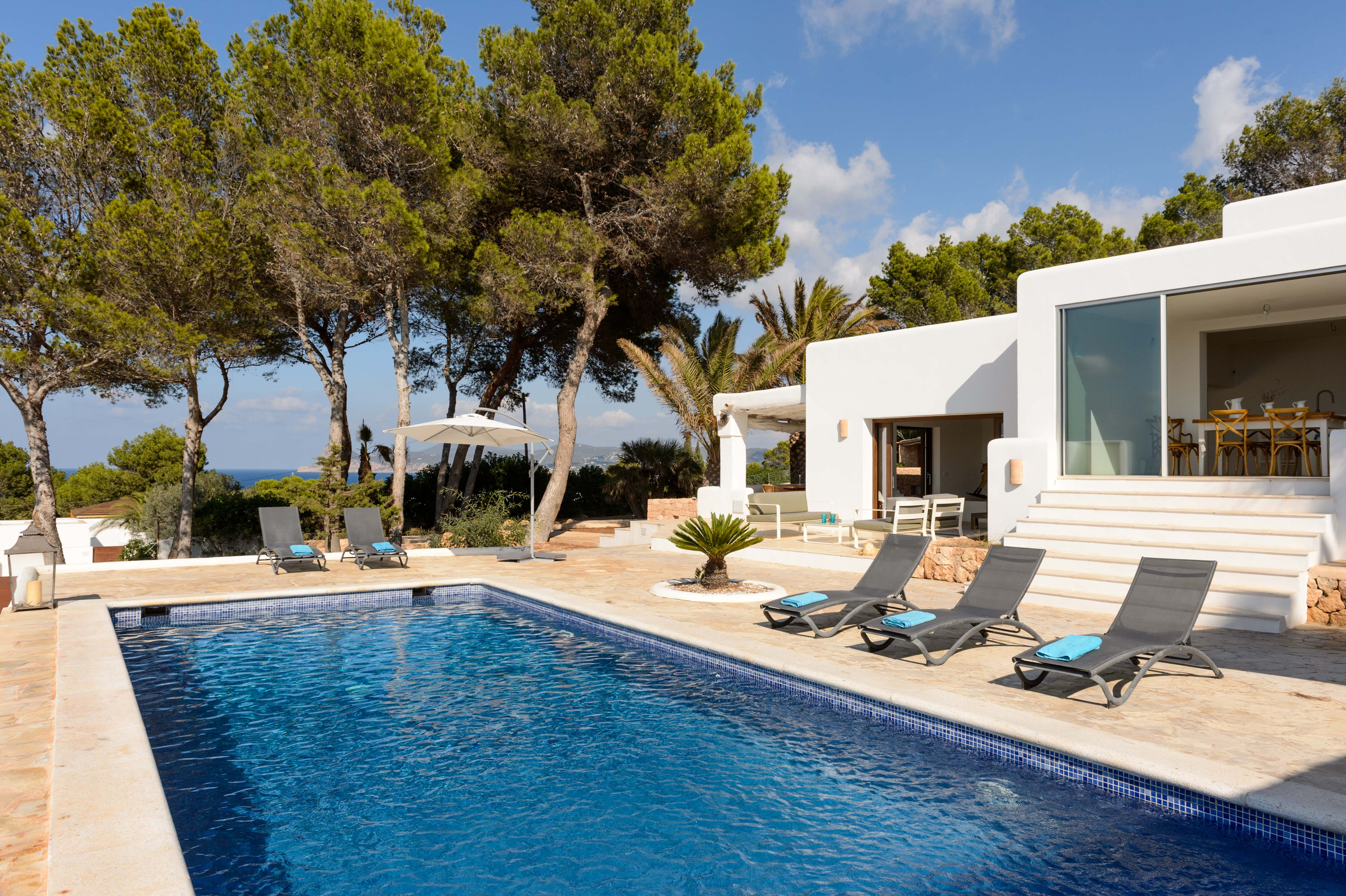 luxury villa rental, Spain, ESPIBI 1802