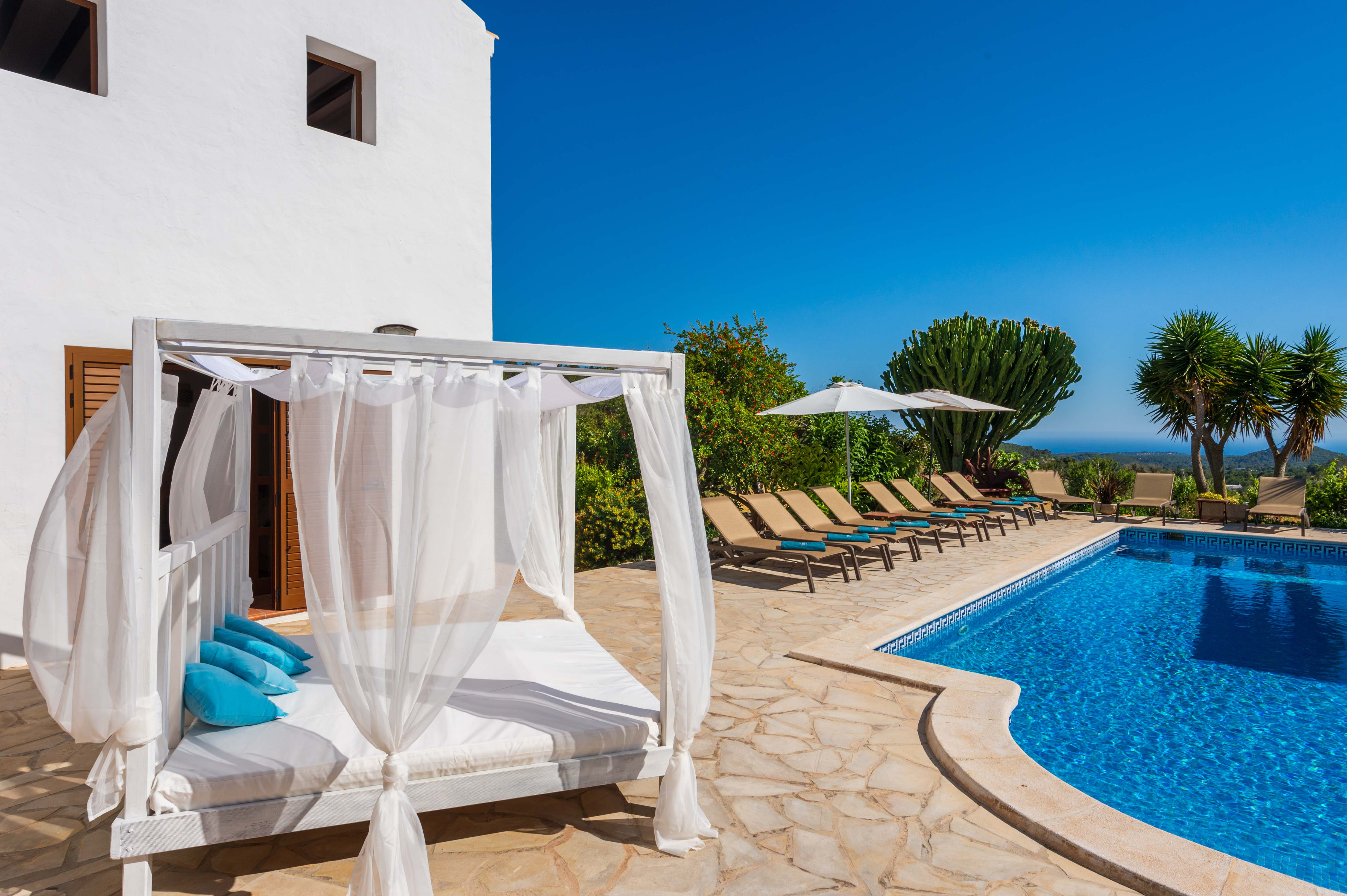 luxury villa rental, Spain, ESPIBI 1806
