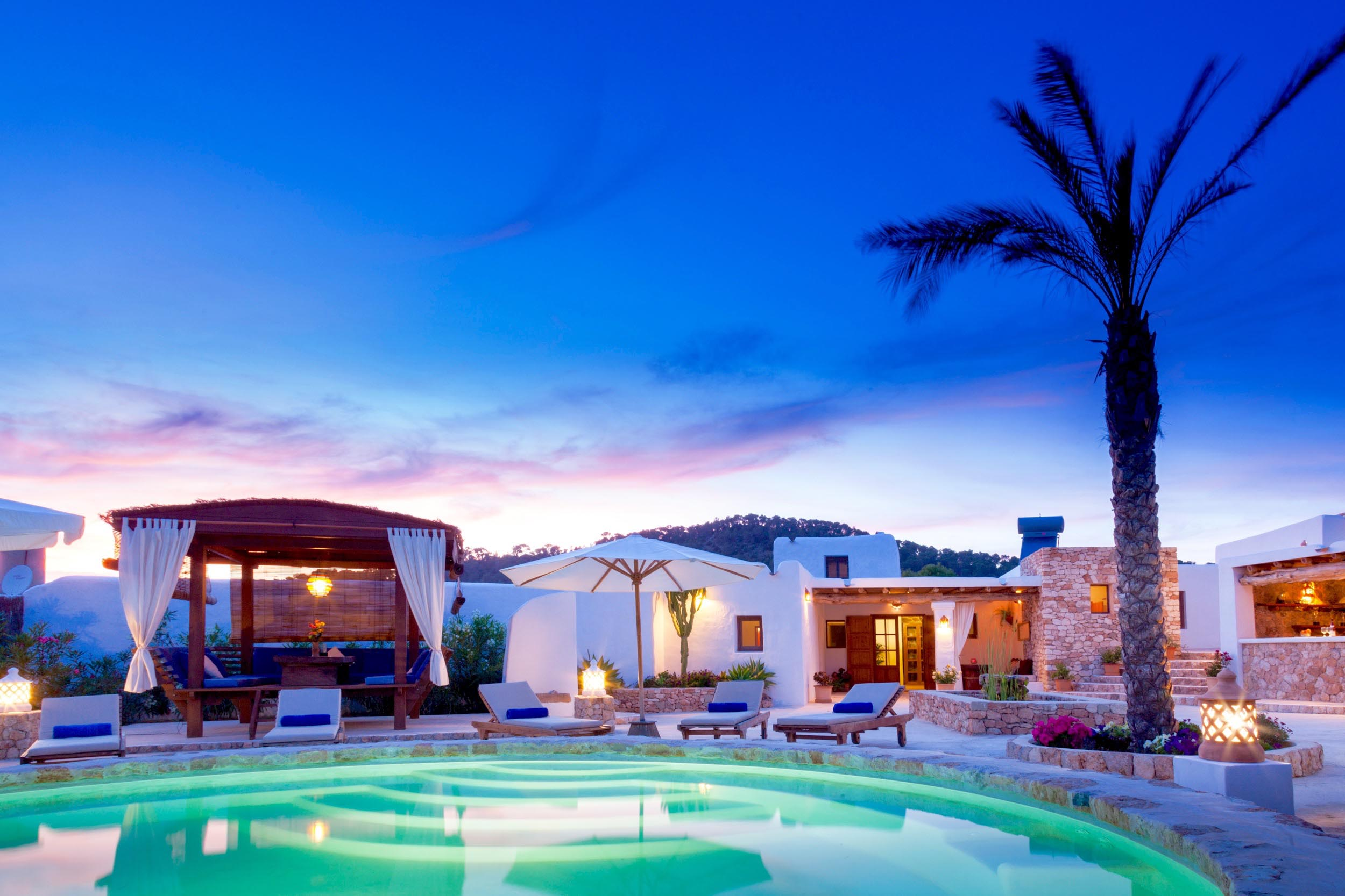 luxury villa rental, Spain, ESPIBI 1807