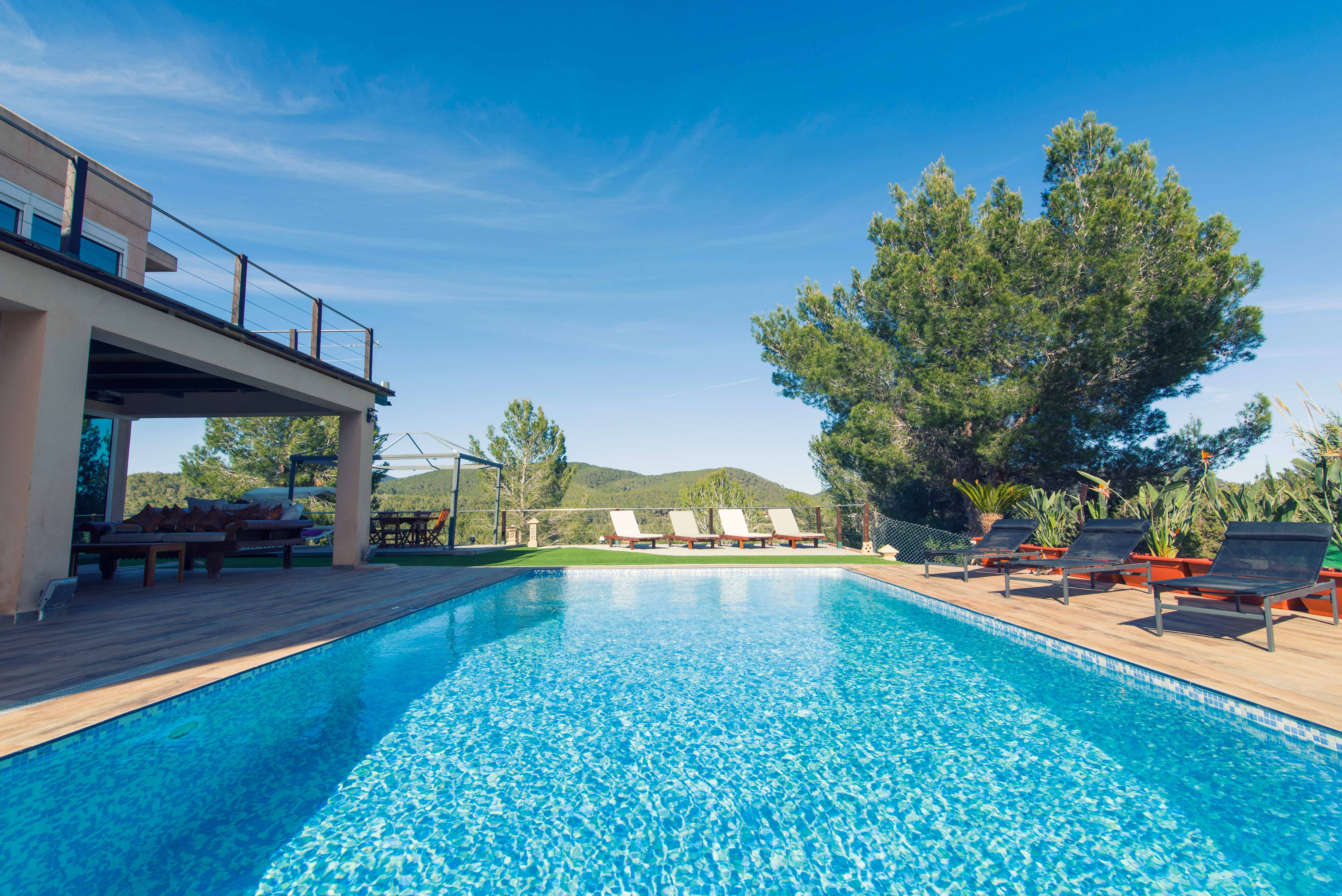 luxury villa rental, Spain, ESPIBI 1814