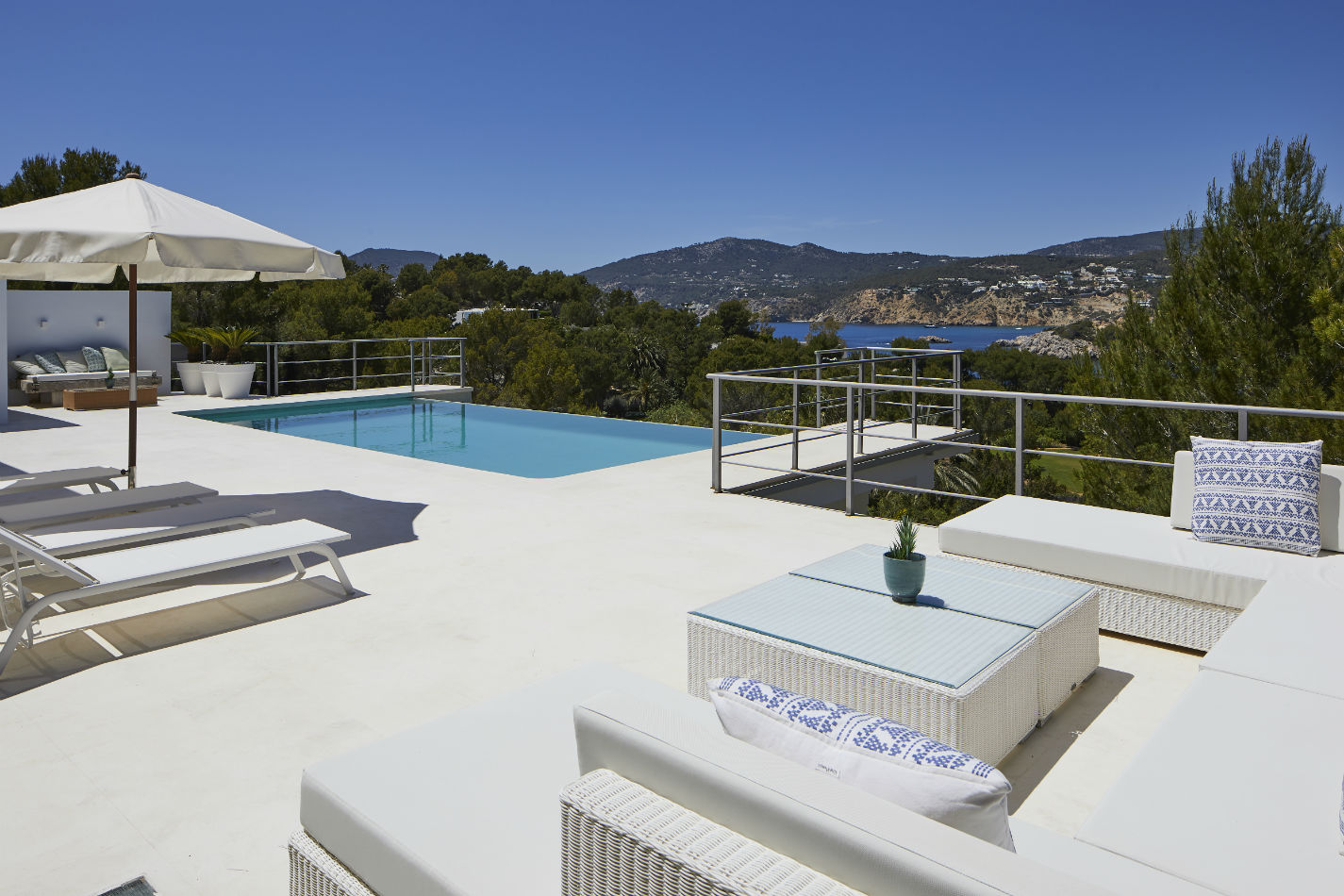 luxury villa rental, Spain, ESPIBI 3704