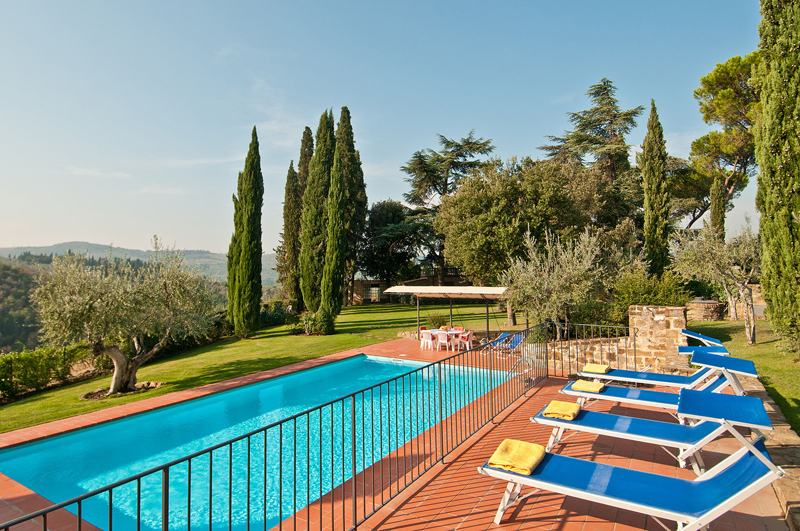luxury villa rental, Italy, TOSCHI 1067