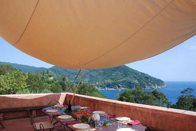 luxury villa rental, Italy, LIGCIN 1098