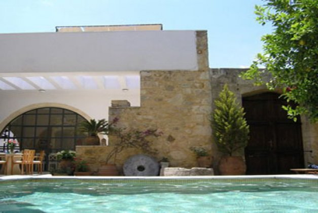 Photo n°19807 : location villa luxe, Grèce, CRERET 439