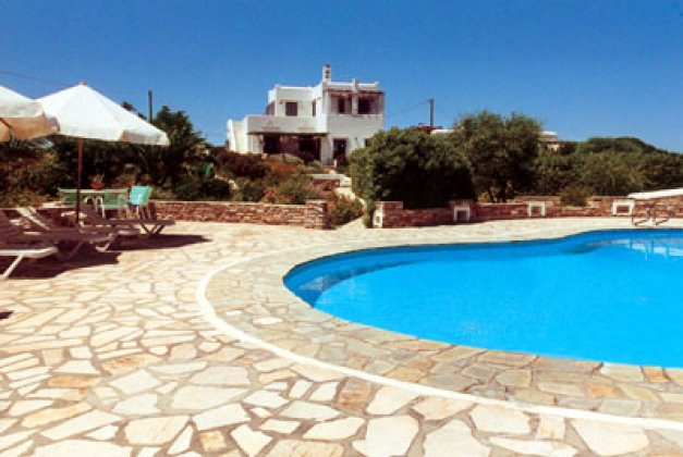 Photo n°19832 : luxury villa rental, Greece, CYCANT 416