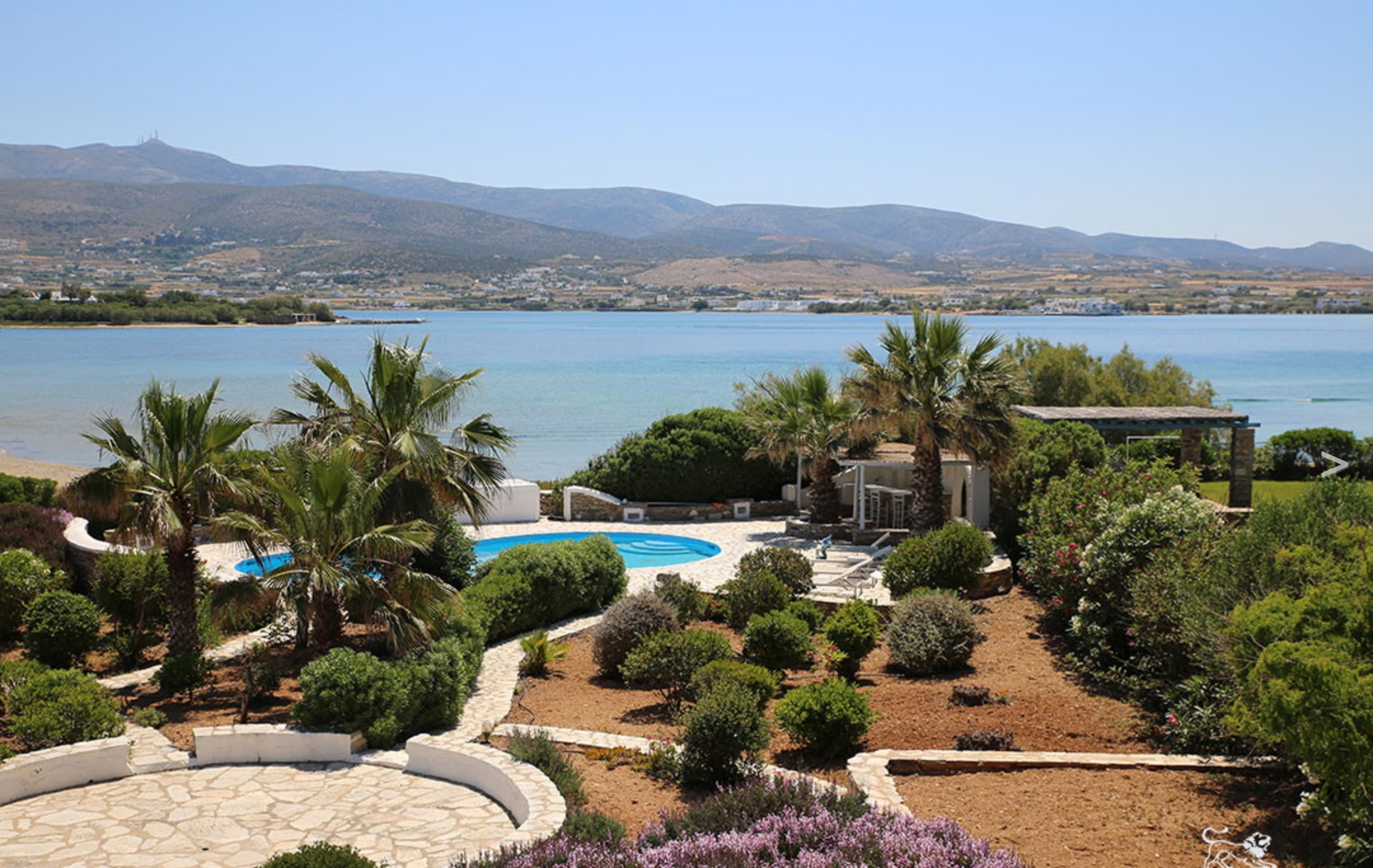 luxury villa rental, Greece, CYCANT 416