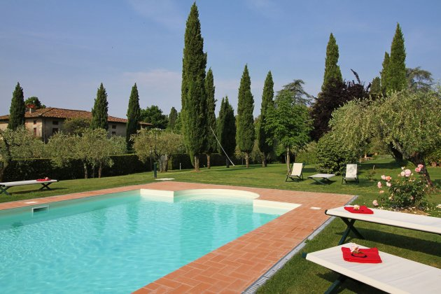 luxury villa rental, Italy, TOSLUC 1004